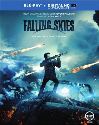 Falling Skies: Season 4 (BD + Digital Copy)