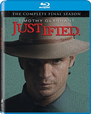 Justified: Season 6 (BD + Digital Copy)