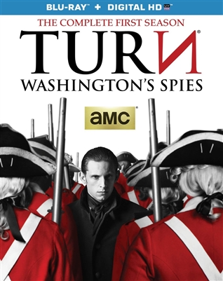 Turn: Washington's Spies - Season 1 (BD + Digital Copy)