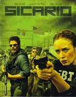 Sicario Full Slip SteelBook (Czech)