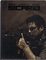 Sicario Hard Box SteelBook (Czech)