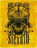 Sicario Full Slip SteelBook (Korea)
