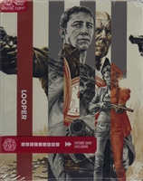 Looper SteelBook (BD/DVD + Digital Copy)(Regular Edition)(Mondo Art #01)(Canada)