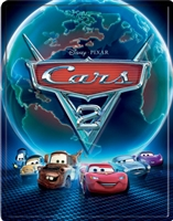 Cars 2 3D Viva Metal Case (BD/DVD + Digital Copy)(Canada)