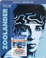Zoolander SteelBook w/ Headband (BD + Digital Copy)(Exclusive)