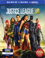 Justice League 3D w/ Trading Cards (2017)(BD + Digital Copy)(Exclusive)