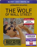 The Wolf of Wall Street SteelBook (BD/DVD + Digital Copy)(Exclusive)