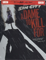 Sin City: A Dame to Kill For 3D SteelBook (Canada)