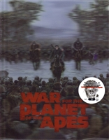 War For the Planet of the Apes 4K & 3D Lenticular SteelBook (Blufans OAB #29)(China)