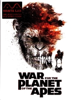 War For the Planet of the Apes 4K Full Slip SteelBook (Hong Kong)