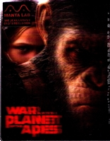 War For the Planet of the Apes 3D Lenticular SteelBook (Hong Kong)