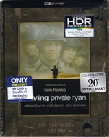 Saving Private Ryan 4K SteelBook (BD + Digital Copy)(Exclusive)