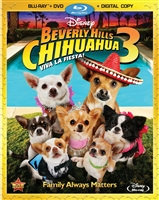 Beverly Hills Chihuahua 3: Viva La Fiesta (BD/DVD + Digital Copy)