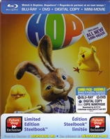Hop SteelBook (BD/DVD + Digital Copy)(Canada)