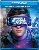 Ready Player One 3D (BD + Digital Copy)