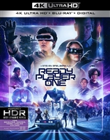 Ready Player One 4K (BD + Digital Copy)