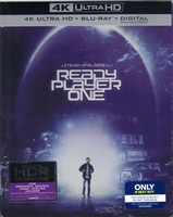 Ready Player One 4K SteelBook (BD + Digital Copy)(Exclusive)