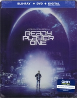 Ready Player One SteelBook (BD/DVD + Digital Copy)(Exclusive)
