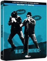 The Blues Brothers SteelBook (BD + Digital Copy)(Exclusive)