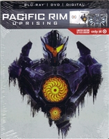 Pacific Rim: Uprising SteelBook (BD/DVD + Digital Copy)(Exclusive)