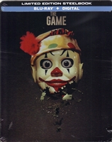 The Game SteelBook (BD + Digital Copy)(Exclusive)