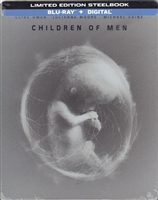 Children of Men SteelBook (BD + Digital)(Exclusive)