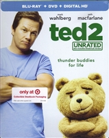 Ted 2: Unrated SteelBook (BD/DVD + Digital Copy)(Exclusive)