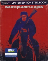 War For the Planet of the Apes SteelBook (BD/DVD + Digital Copy)(Exclusive)