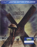 The Longest Day SteelBook (BD/DVD + Digital Copy)(Exclusive)