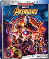 Avengers: Infinity War - Part I (BD + Digital Copy)