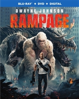 Rampage (BD/DVD + Digital Copy)