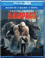Rampage 3D (BD + Digital Copy)