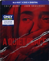 A Quiet Place SteelBook (BD/DVD + Digital Copy)(Exclusive)