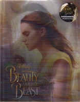 Beauty and the Beast 3D Lenticular SteelBook (2017)(Blufans #43)