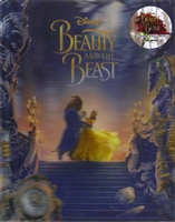 Beauty and the Beast 3D Double Lenticular SteelBook (2017)(Blufans #43)