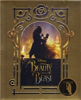 Beauty and the Beast 3D 1-Click SteelBook (2017)(Blufans #43)