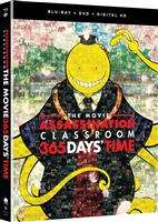 Assassination Classroom the Movie: 365 Days Time (BD/DVD + Digital Copy)
