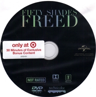 Fifty Shades Freed Bonus Disc (Exclusive)