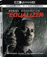 The Equalizer 4K (BD + Digital Copy)