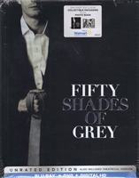 Fifty Shades of Grey: Unrated DigiBook (BD/DVD + Digital Copy)(Exclusive)