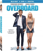 Overboard (2018)(BD/DVD + Digital Copy)