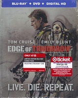 Edge of Tomorrow SteelBook (BD/DVD + Digital Copy)(Exclusive)