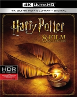 Harry Potter: The Complete 4K Collection (Slip)