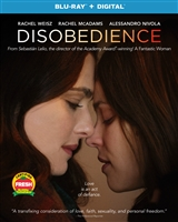 Disobedience (BD + Digital Copy)