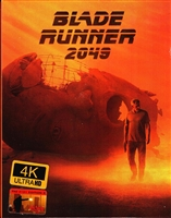 Blade Runner 2049 3D & 4K Full Slip SteelBook (Czech)