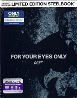 For Your Eyes Only SteelBook - James Bond 007 (BD + Digital Copy)(Exclusive)