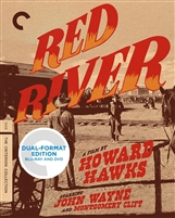 Red River: Criterion Collection (DigiPack)(BD/DVD)
