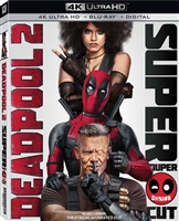 Deadpool 2 4K (BD + Digital Copy)