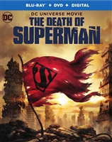 The Death of Superman (BD/DVD + Digital Copy)