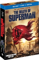 The Death of Superman (BD/DVD + Digital Copy)(Exclusive)